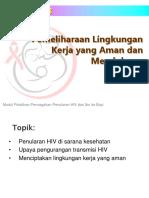 Modul 08 - Pemeliharaan Lingkungan Kerja Yang Aman Dan Mendukung