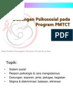 Modul 11 - Dukungan Psikososial Pada Program PMTCT