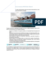 Doc Trabajo Maersk