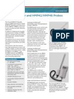 HMI41-Indicator-HMP46-Probes-Datasheet-B211141EN-C
