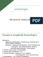 urgente hematologice