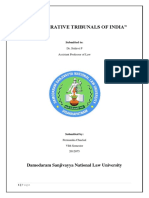 287790344-Administrative-Tribunals-in-India