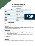 PDC  MATEMATICA 2 A 6 RUBEN DARIO