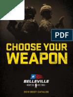 Catalog Belleville 2019