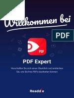 Willkommen bei PDF Expert
