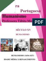 Literatura humanismo