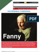 Homenaje a Fanny