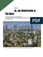 Tarantino, un Américain à Tel-Aviv -