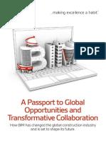 bsi building information modelling report