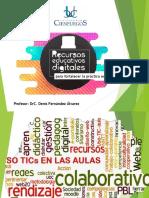 Recursos Educativos Digitales