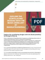 Beads Jewellery Collection in Hyderabad | MangatraiNeeraj