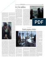 El arte y los católicos. JUAN MANUEL DE PRADA. Número 5, viernes 3 de febrero de 2017 • L'OSSERVATORE ROMANO