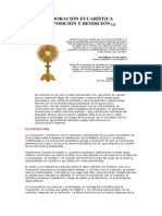 ADORACIÓN EUCARÍSTICA EXPOSICION Y BENDICION DEL SANTISIMO.docx