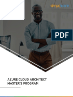 Azure_Cloud_Architect_Master_Program