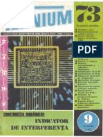 Tehnium 1973-09 [Notatia Conventionala a tuburilor electronice]