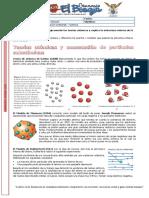 guía conceptual teorías atómicas