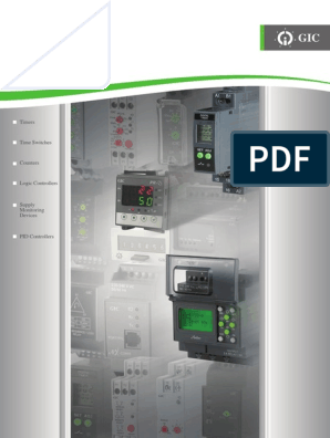 Gic Catalogue 022011 2 Pdf Relay Electromagnetic Interference