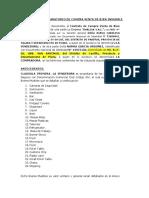 CONTRATO DE COMPRAVENTA DARLISA S.A.C.