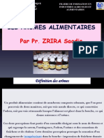 Cours_AR_MES_ALIMENTAIRES_2017