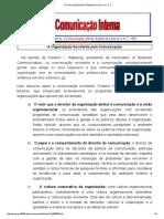 A Comunicação Interna. Estudo de Caso no C. E 3