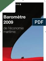 barometre 2009 de l'économie de la mer pwc