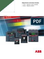 ABB Disjuntores de Baixa Tensao Catalogo PT.pdf