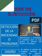 FASES PROYECTO TECNOLOGICO
