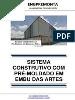 Sistema Construtivo Com Pré-Moldado Em Embu Das Artes