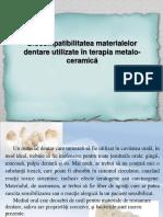 Biocompatibilitatea maselor ceramice.ppt