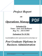 11. Operations Management_Amit Anil Kulkarni