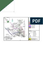 Peta Lampung (Lintas)