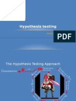 Hypothesis Testing1