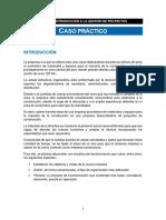 CASO PRACTICO 5 GESTION DE PROYECTOS