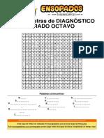 sopa-de-letras-de-diagnóstico-grado-octavo