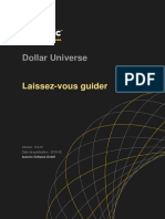 Dollar.Universe_6.6_GETTING_STARTED_GUIDE_fr