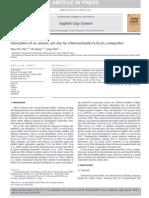 Adsorption of an anionic azo dye by chitosan kaolin γ-Fe2O3 composites