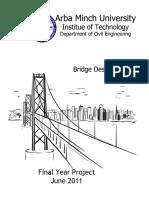 Bridge final project