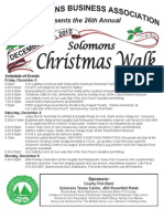 Solomons Island Events! Christmas Walk 2010