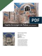 Giotto - Capilla de Los Scrovegni - Elmiche