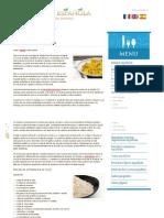 Receta de Paella al Curry fría _ Cocina española