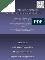 PROTOCOLO ERC en Dialisis