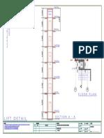 Gadoi Luxury House - Lift detail