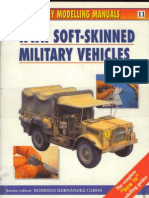 [Osprey] - [Modelling Manuals 011] - WW 2 Soft-Skinned Military Vehicles