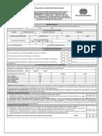 2SP-FR-0060 FORMATO DE VALORACIÓN PSICOLÓGICA PARA NOMBRAMIENTO DE ASPIRANTES DE LIBRE NOMBRAMIENTO Y REMOCIÓN   ASESOR SECTOR DEFENSA, PROFESIONAL DE SEGURIDAD O DEFENSA, ORIENTADOR, TÉCNICO D.pdf