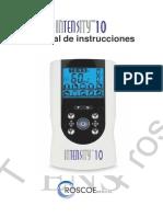InTENSity-10-di1010-Manual-Spanish