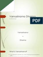 Varnashrama Dharma.pptx