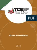Manual de Previdência - TCE-SP