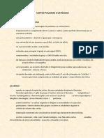 CARTAS PAULINAS E CATÓLICAS.docx