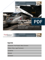 Fitch High Speed Rail Projects Apr2010