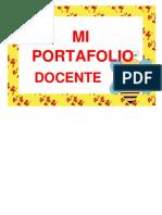 portafolio  pedagogico 2019-2020 ECA GNM